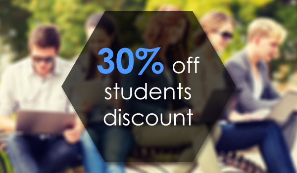 NEW HORIZONS STUDENTS DISCOUNT
